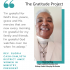 The Gratitude Project - Blessings!