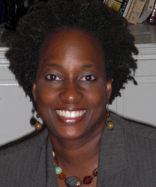 Pastor Toni Belin-Ingram